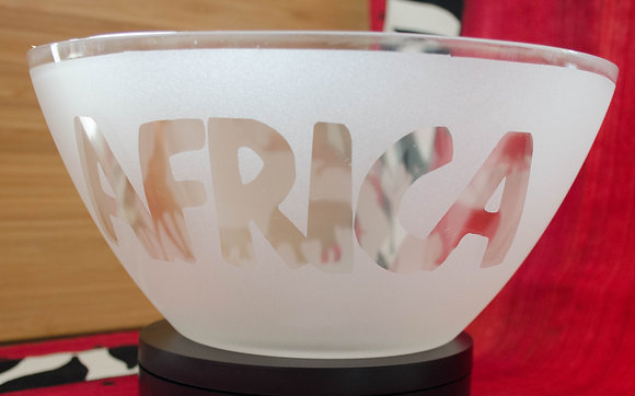 Glass Bowl Medium