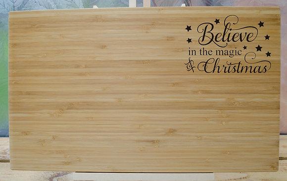 Chopping Board Bamboo Large