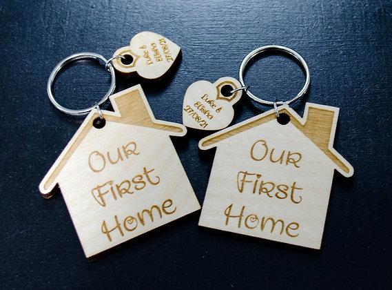 Key Rings- Personalised