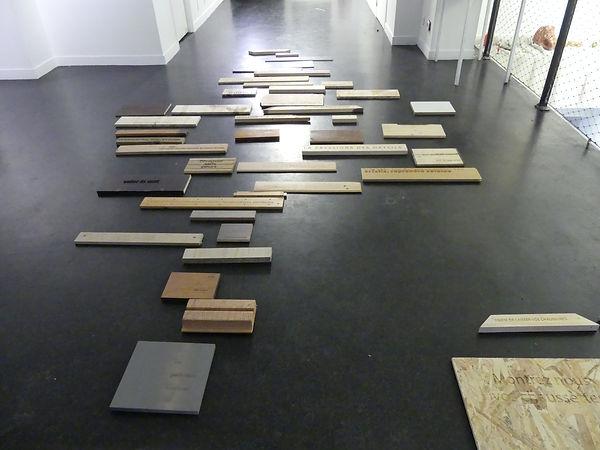 Alexia Antuofermo oeuvre artistique chemin art