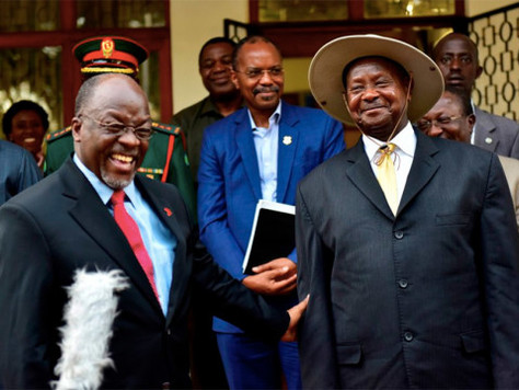 Indecision with leaders over Export Pipeline Route in East Africa