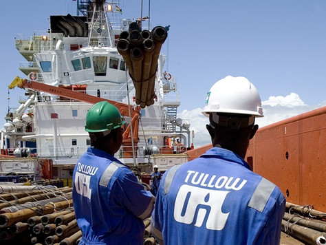 Tullow Oil To Focus on Seismic Surveys in 2017 As Exploration Expenditure Drop