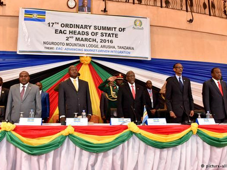 South Sudan Admitted into East African Community