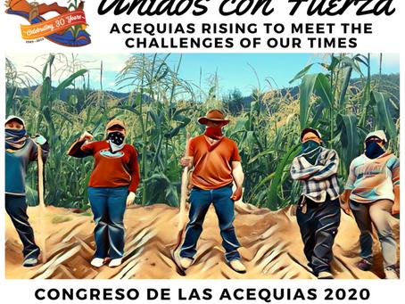 Congreso de las Acequias sets path forward