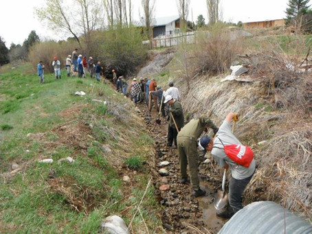 Sacando la Acequia and the Caronavirus (COVID-19)
