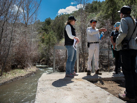 Surprising alliance of groups tackle problems on Río Fernando