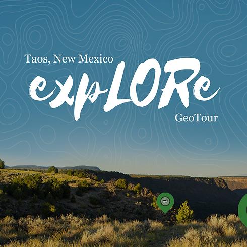 Taos ExpLORe GeoTour