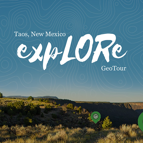 expLORe Taos GeoTour