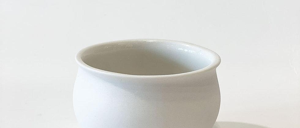 Espresso, hvit