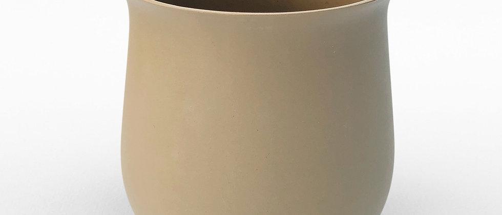 Tekoppen, lys brun