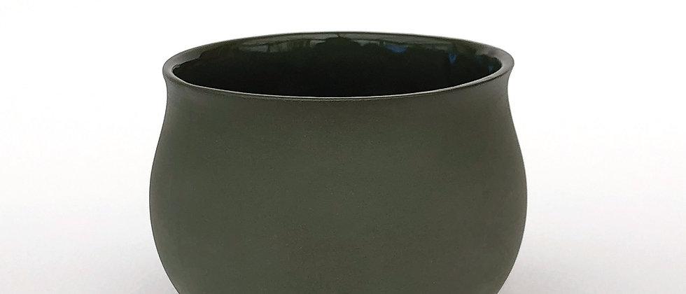 Koppen, mørk grønn