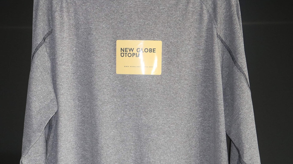 New Globe Utopia Long Sleeve Shirt