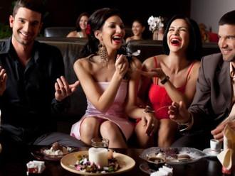 4 марта отмечаем два праздника в ресторане одновременно - 23 февраля, 8 марта.