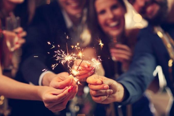 Новогодний вечер знакомств