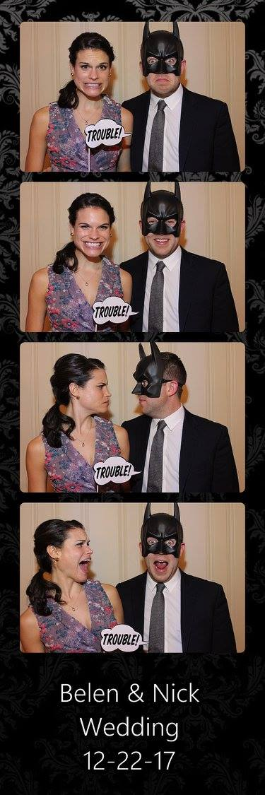 weeding Photo Booth