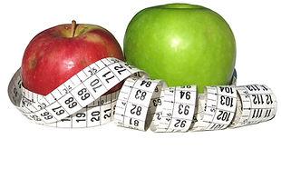 תפוחים בשני צבעים