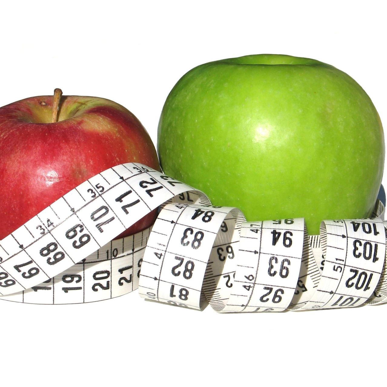 Diät-Äpfel