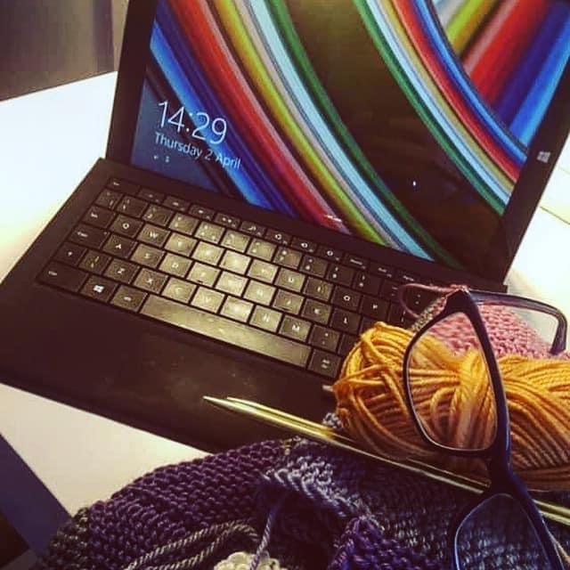 Online via Zoom Knit & Crochet Workshop