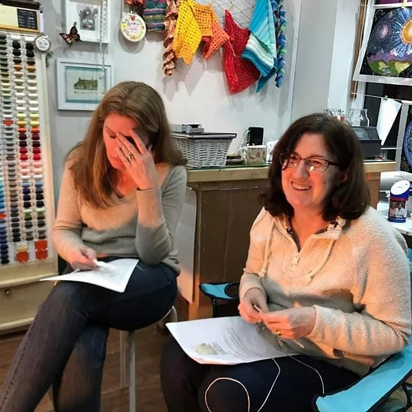 !!Online Class!! Knit and crochet Clinic