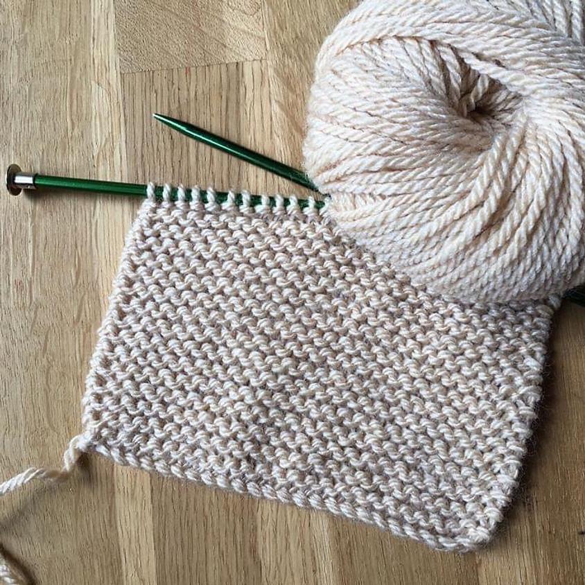!!Online Class!! - Beginners Knit or Crochet