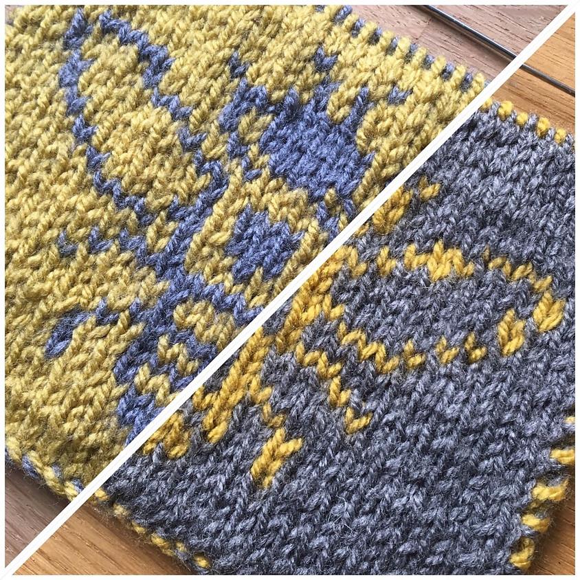 The Basics Of Double Knitting