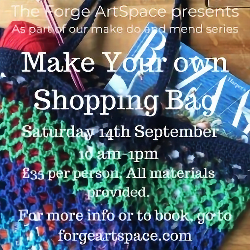 Make Your Own Shopping Bag