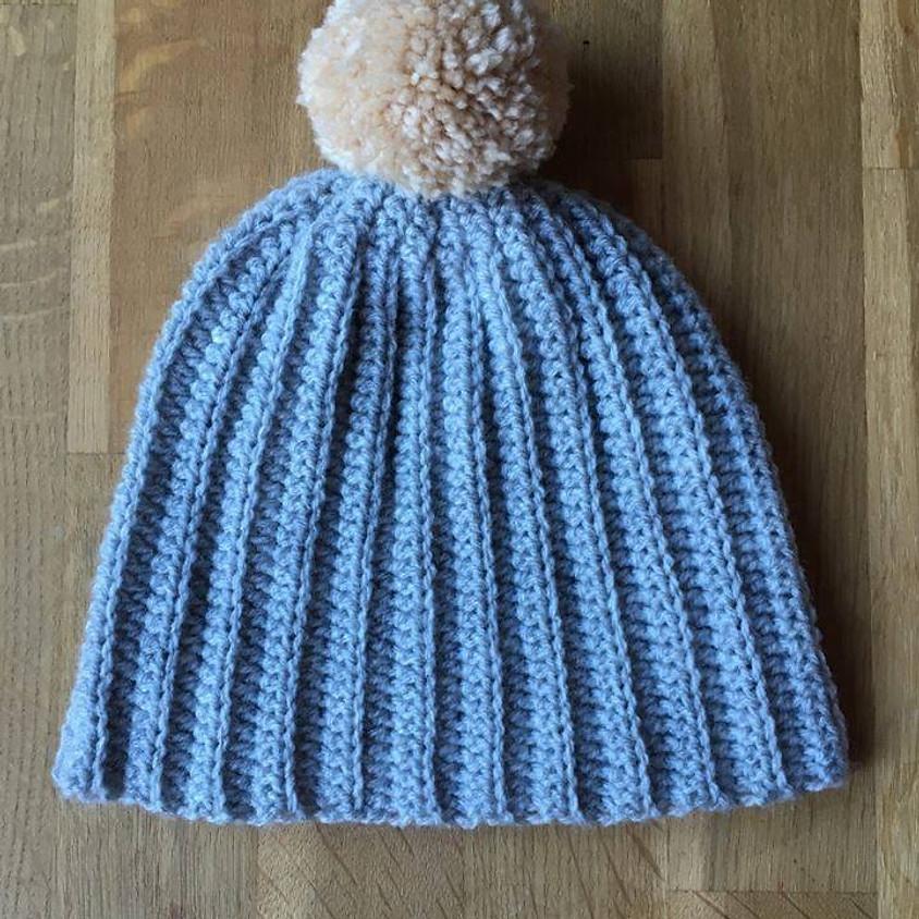 Crochet a Beanie & Scarf