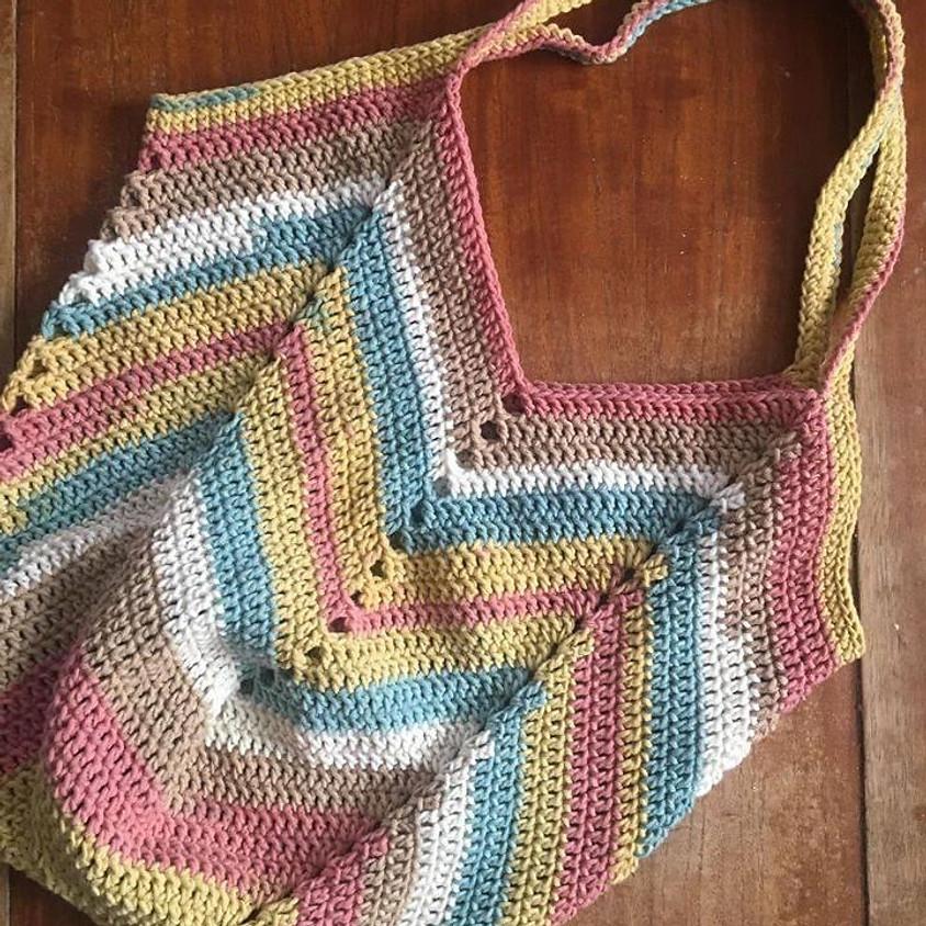 !!Online Class!! Crochet Bag