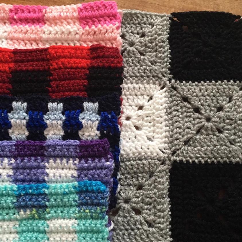 Crochet Gingham