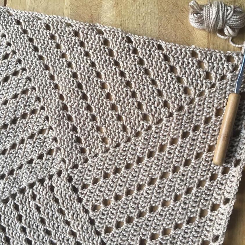Filet Crochet Technique