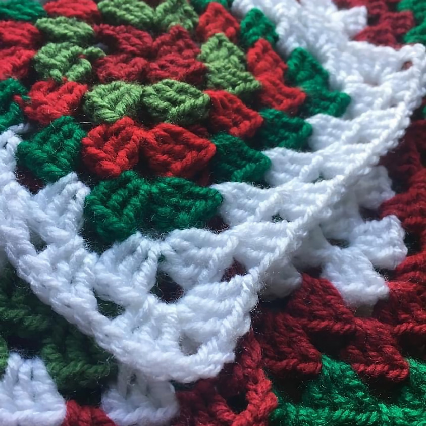 !!Online Class!! Traditional granny squares