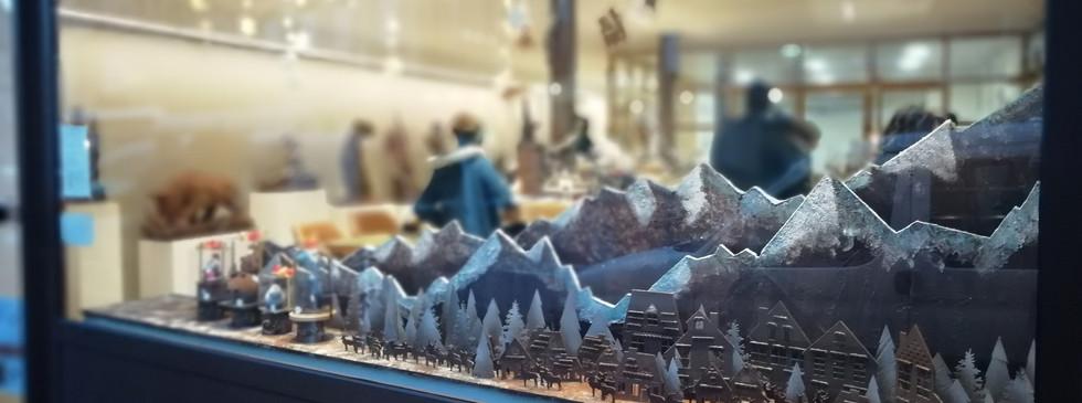 Les galeries du Cacaofages