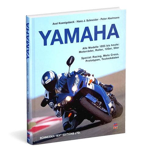 Yamaha – Alle Modelle 1955 bis heute