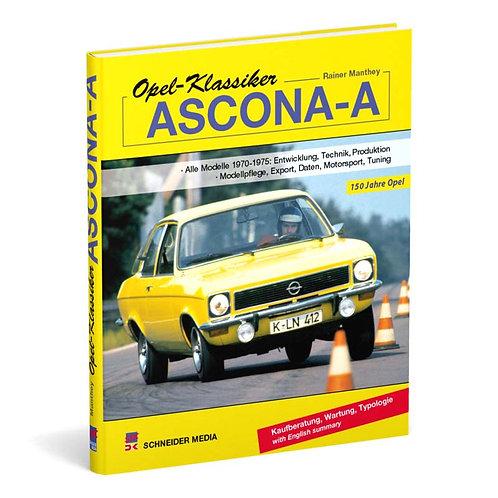 Opel-Klassiker Ascona-A