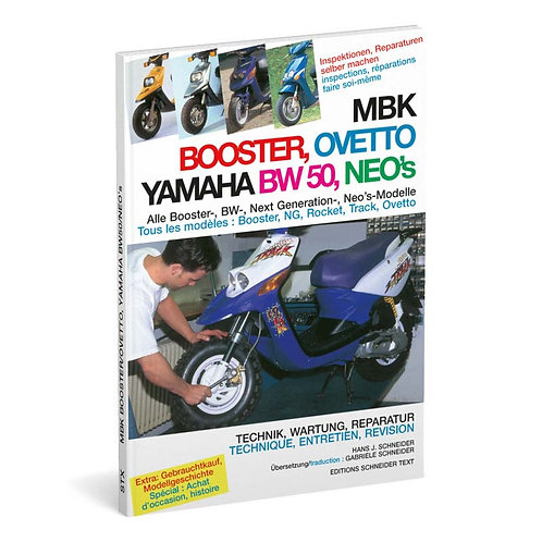 MBK Booster/Ovetto, Yamaha BW 50