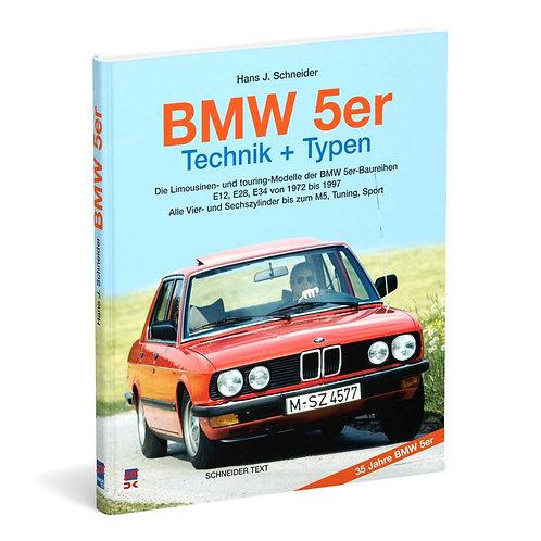 BMW 5er – Technik + Typen