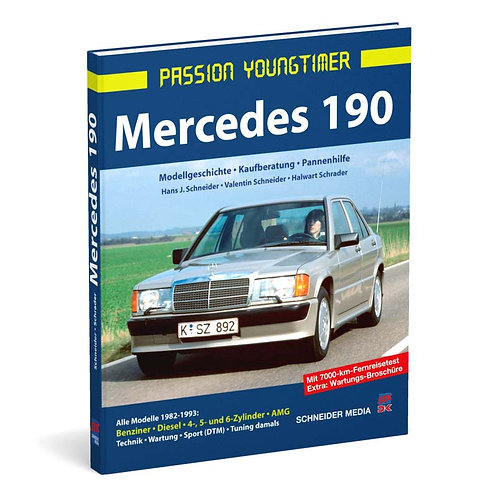 Mercedes 190 – Modellgeschichte · Kaufberatung · Pannenhilfe