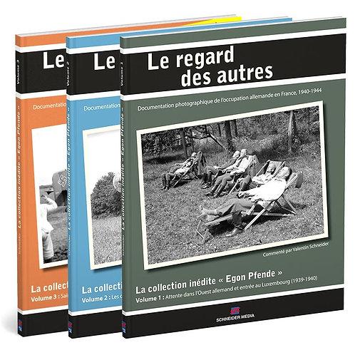 Le regard des autres – La collection inédite « Egon Pfende », Volumes 1, 2 & 3