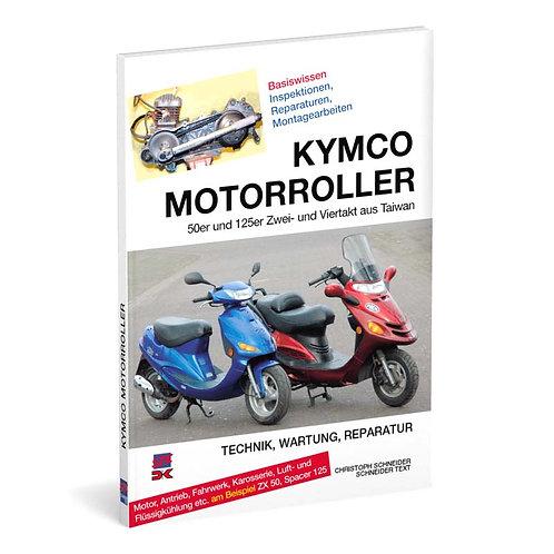 Kymco Motorroller – Technik, Wartung, Reparatur