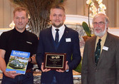 """Award of Distinction für """"Durchgeboxt"""""""