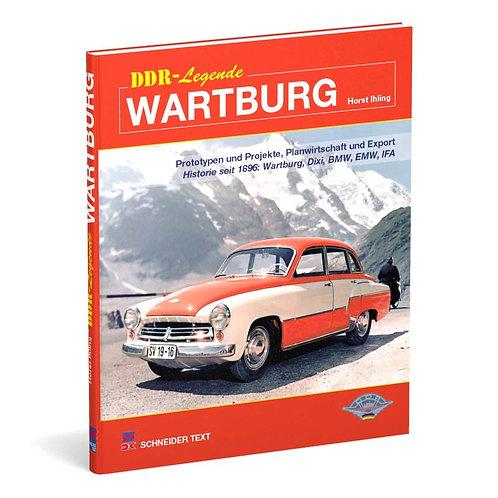 DDR-Legende Wartburg