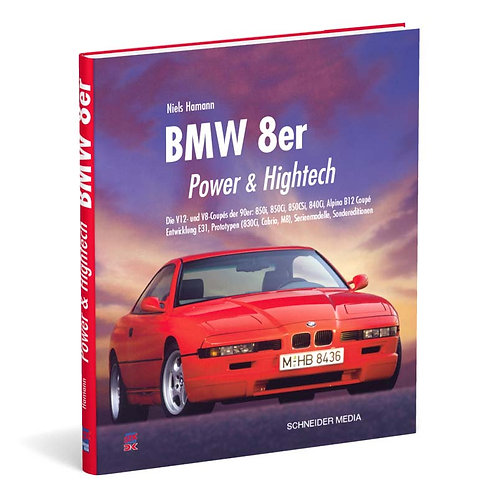 BMW 8er – Power & Hightech (Standardausgabe)