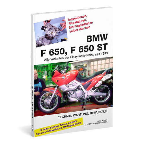 BMW F 650, F 650 ST