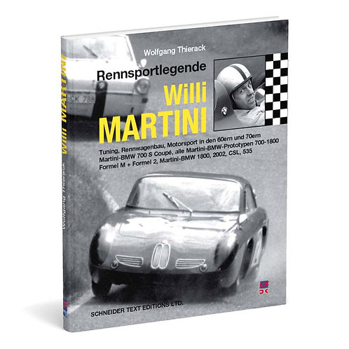 Rennsportlegende Willi Martini
