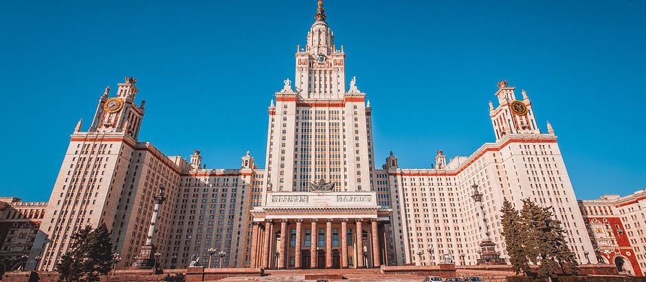 О рейтингах Российских университетов