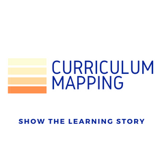 Bird's eye view of the learning story