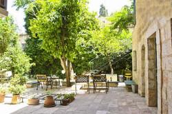 Courtyard & Garden