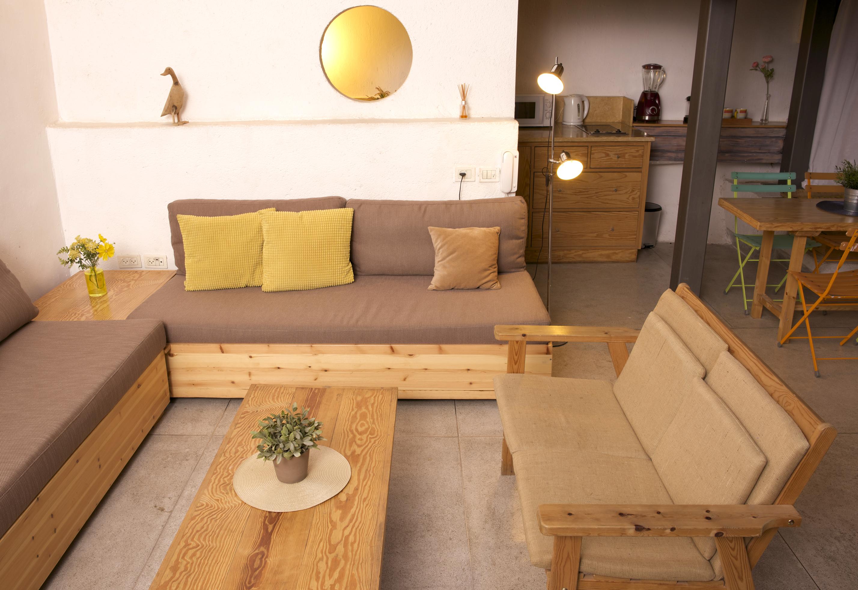 ground floor- living room