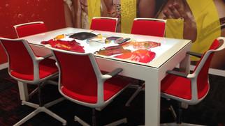 Display Meeting table
