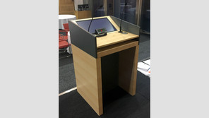 Touch Screen Lectern